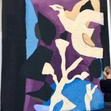 Tapisserie de Georges Braque