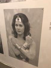 ©ABC Photo Archives. Getty Images. Personnage de Wonder Woman joué par Lynda Carter.