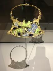 René Lalique Collier Noisette 1899-1900