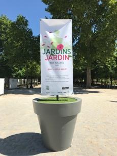 Jardins, Jardin aux Tuileries