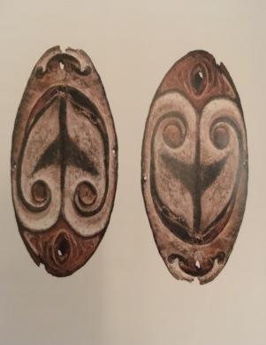 Masque Papouasie Nouvelle Guinée début XXeme. Musee du Quai Branly