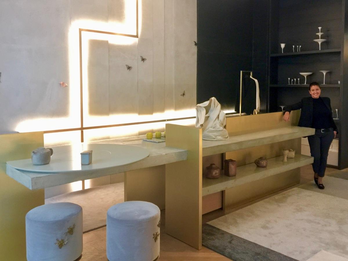 """""""La Cuisine-Salon"""" de Isabelle STANISLAS"""