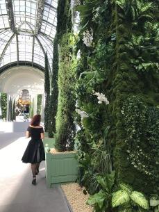 Mise en scène de la Biennale