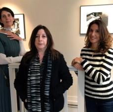 "Erica Lennard et ""The gaze of the Parisienne"""