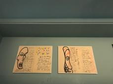 Derain - Lettres à Henri Matisse 1906 - Archives Matisse.