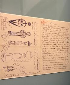 Lettre à Maurice de Vlaminck. Londres , 1906