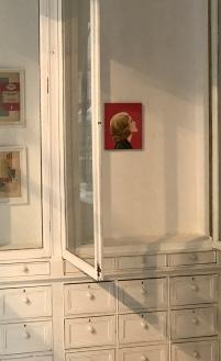 Duncan Hannah Galerie Pixi - Marie Victoire Poliakoff