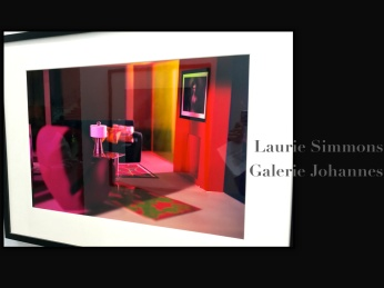 Laurie Simmons Kaleidoscope house Johannes Faber Gallery