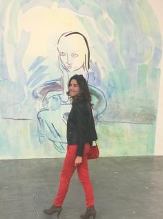 Expo Camille Henrot Caroline d'Esneval
