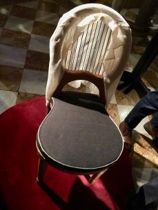 PROMEMORIA chaise BILOU BILOU par ISABELLE STANISLAS