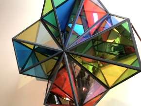 Olafur Eliasson Colour window, 2017