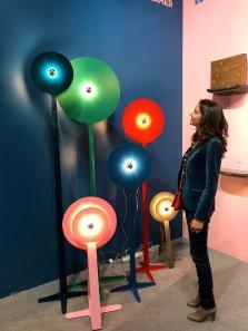Philippe Cramer, lampes Randogne