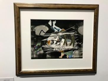 André Villers Untitled Collage -1995. PhotocollageMichael Hoppen Gallery©thegazeofaparisienne