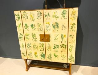 PAD- Joseph FrankCabinet Flora Galerie Modernity©Thegazeofaparisienne