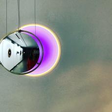 Olafur Eliasson, Wavelength Lamp 2017©thegazeofaparisienne