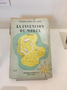 "Edition originale ""La machine de Morel"" 1940"