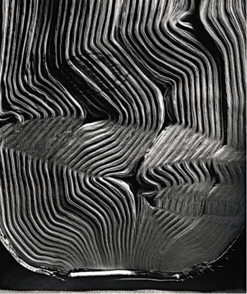Abelardo Morell Book with wavy pages, 2001