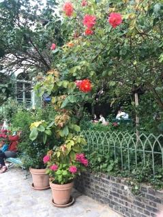 Musée de la Vie Romantique - Salon de thé Rose Bakery