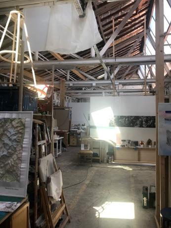 LE HOULOC - Aubervilliers - Ateliers ©thegazeofaparisienne