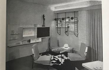Gustave Gautier - Foyer d'Aujourd'hui 1957. Grand Palais.