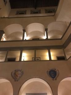 Intérieur - Villa La Massa