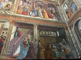 Cappella Maggiore - Domenico Ghirlandaio (1449-1494)