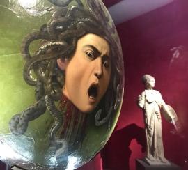 Michelangelo Merisi, detto il Caravaggio (1571 -1610) Medusa c. 1595-98
