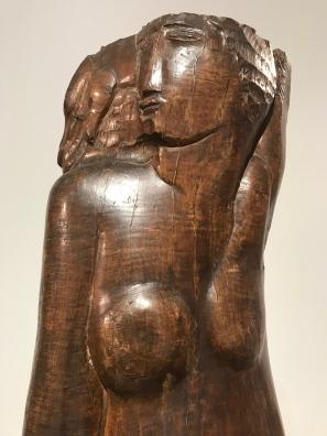 """Ossip Zadkine """"Vénus Cariatide"""" 1919"""