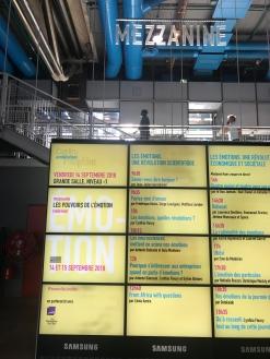 Centre Pompidou Les Pouvoirs de l'Emotion