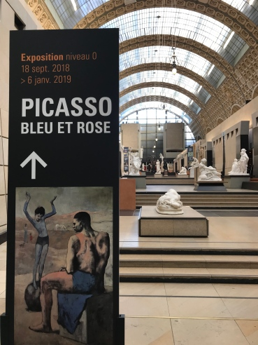Picasso. Bleu et rose Musée d'Orsay