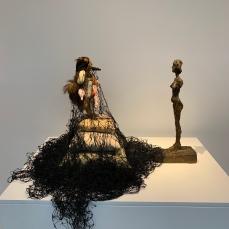 Alberto Giacometti / Annette Messager
