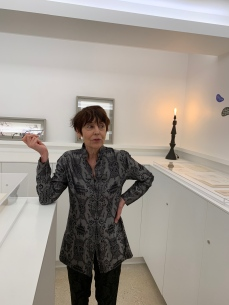 Annette Messager Institut Giacometti