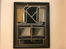 """""""Très Rare Tableau sur la Terre"""" Francis Picabia 1915"""