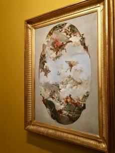 GIAMBATTISTA TIEPOLO L'Apothéose de la Famille Pisani 1760