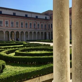 Fondation Giorgio Cini sur l'île de San Giorgio Maggiore à Venise
