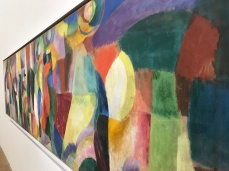 "Sonia Delaunay ""Le bal Bullier"" 1913"