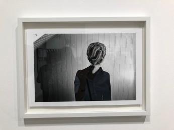 "Agnès Geoffray Série ""Last"" 2009 - Galerie Maubert"