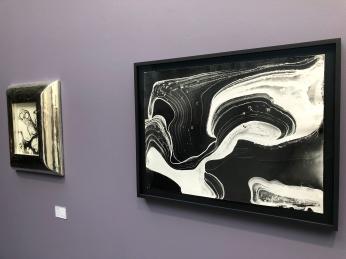 """Chargesheimer Heitere """"Komposition"""" 1950 , photogram - Galerie Julian Sander"""