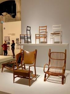 ensemble de chaises et fauteuils emblématiques