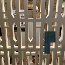 illustration de la façade ajourée de la cathédrale de Tarente