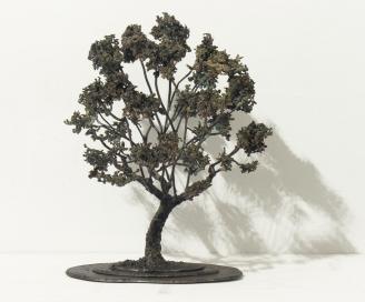 Jean Murgue - Arbre métal et bronze