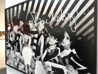 "William Klein Models backstage in "" Qui êtes-vous Polly Magoo ? "" Paris 1965 - Galerie Polka"