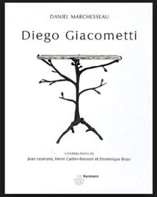 Diego Giacometti par Daniel Marchesseau