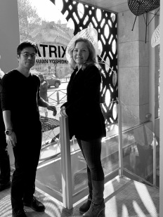 Tokujin Yoshioka et The Gaze Design