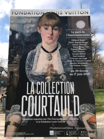 Affiche Collection Courtaud
