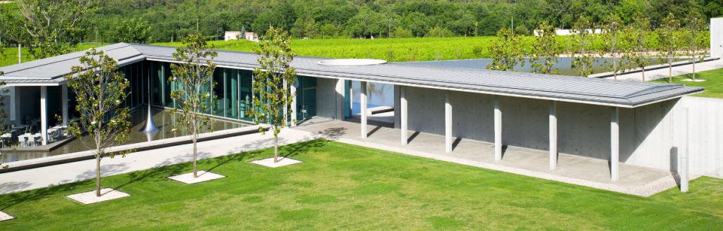 Architecture du Centre d'Art Tadao Ando ©Tadao Ando 2015