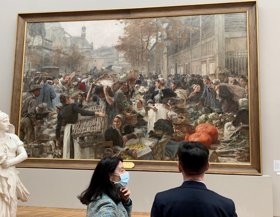 Halles de Paris - Lhermitte - Marché de Rungis