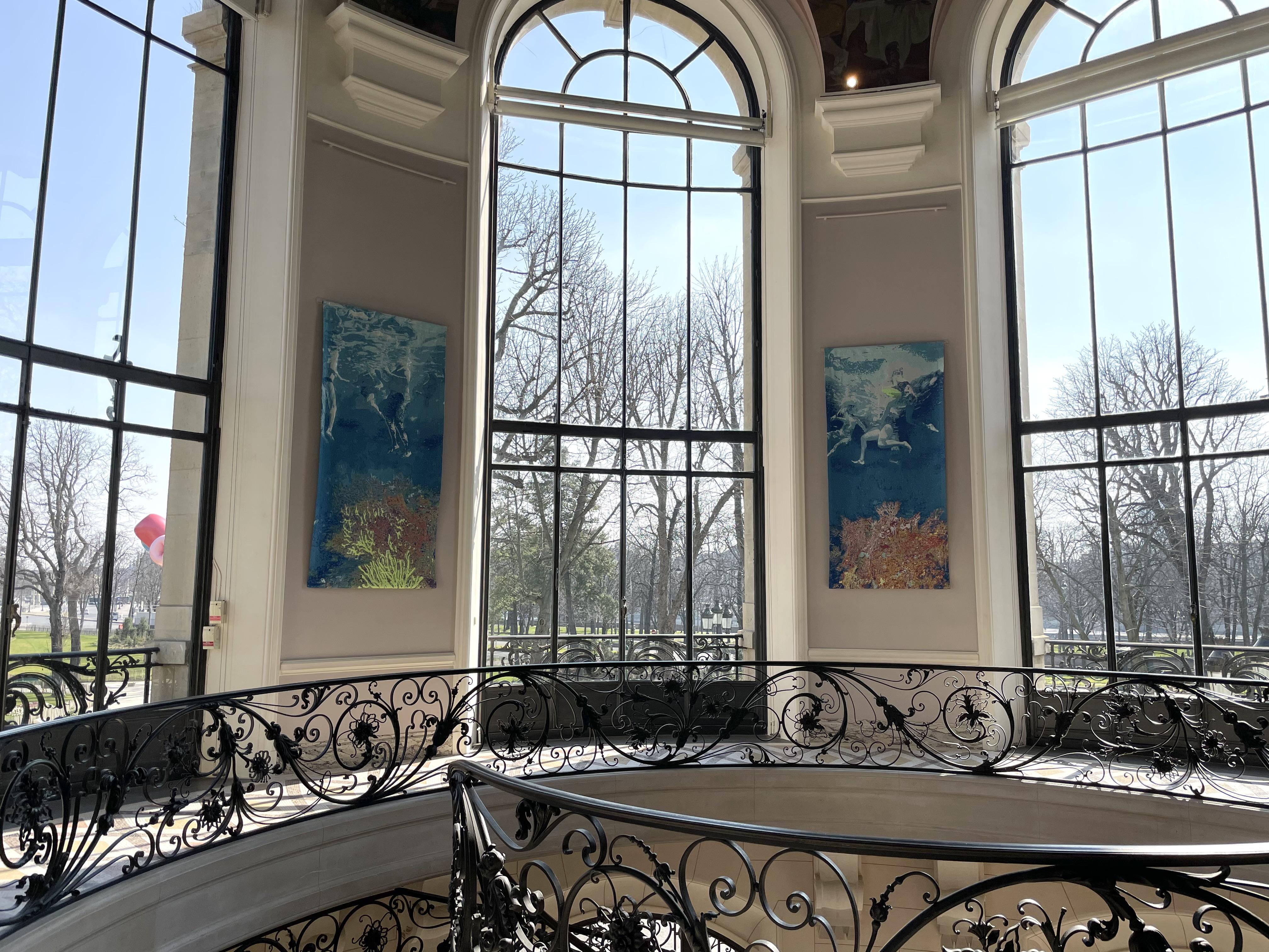 Laurence Aëgerter, Petit Palais - Expo Paris Musées