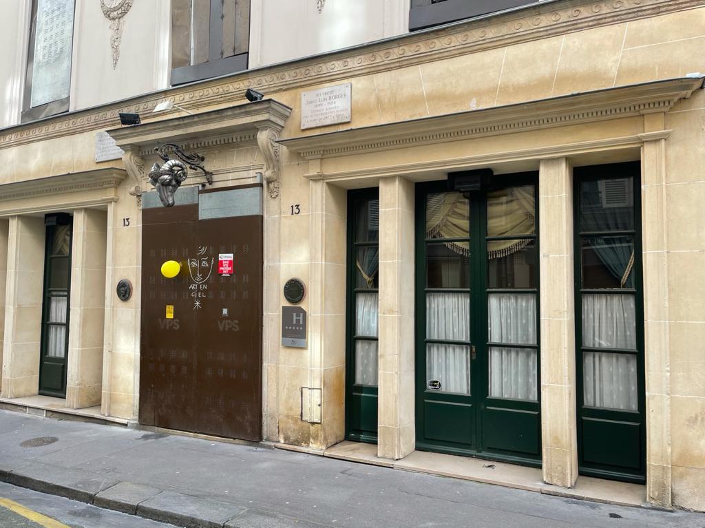 L'Hôtel - Oscar Wilde - Castelbajac