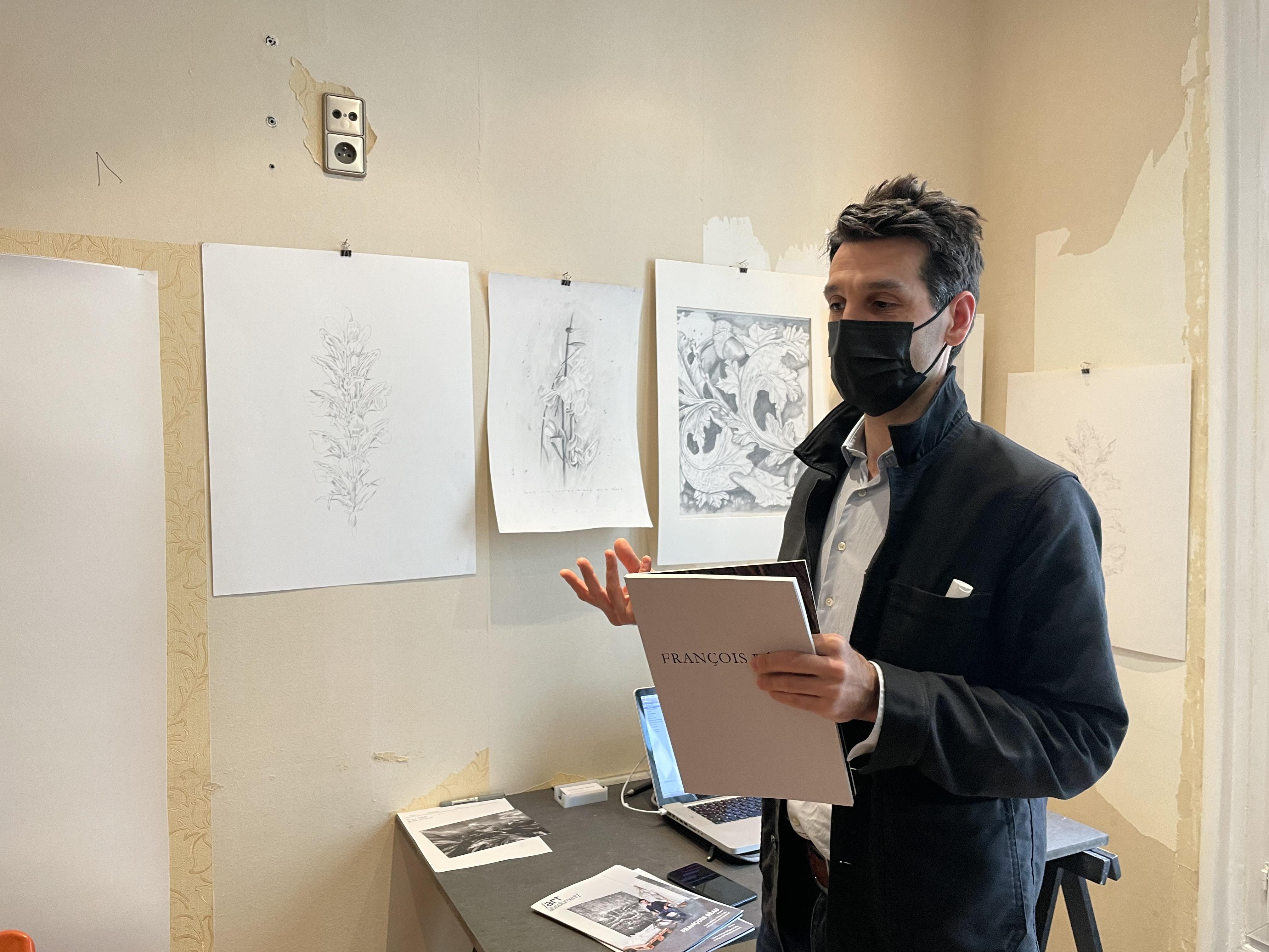 François Réau - Drawing Factory